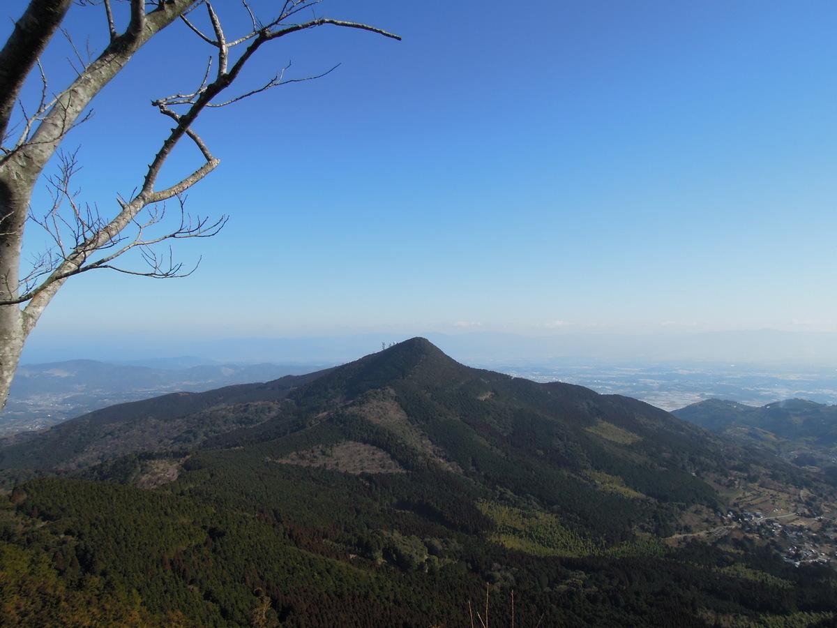 【コース紹介】熊本市のお膝元、金峰三山を縦走トレラン(峠の茶屋~金峰山~二の岳~三の岳ピストン)